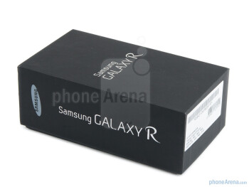 Samsung Galaxy R Review