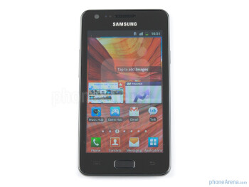 Front - Samsung Galaxy R Review