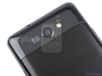 5MP camera with flash - Samsung Galaxy R Review