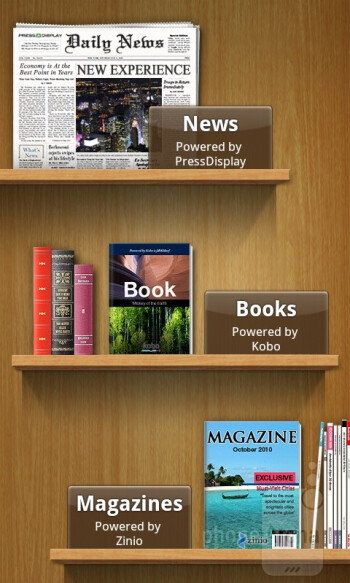 Readers Hub - Samsung Galaxy R Review