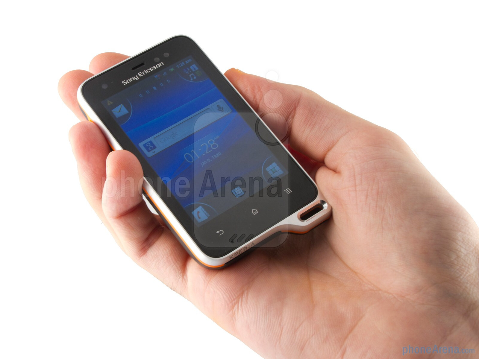 sony ericsson xperia active review. Black Bedroom Furniture Sets. Home Design Ideas