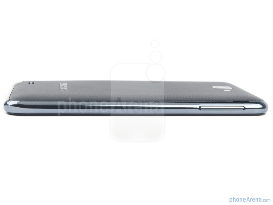 Volume rocker (left) - Samsung GALAXY Note Preview