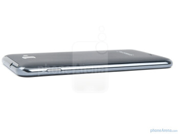 Power key (right) - Samsung GALAXY Note Preview