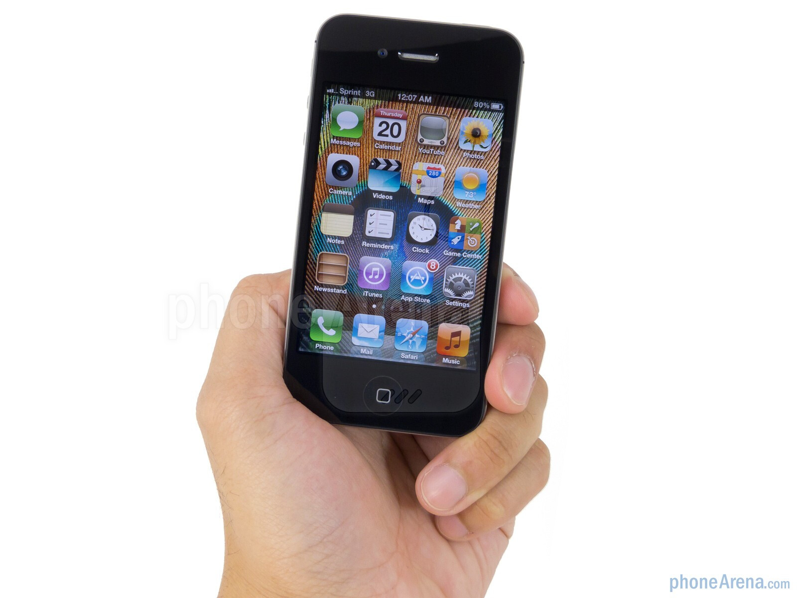 apple iphone 4s apple iphone 4s review 10095