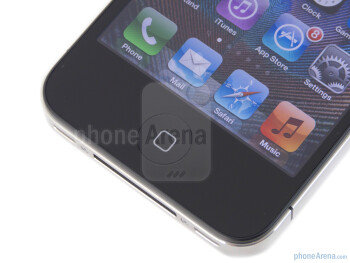 The iconic home button - Apple iPhone 4S Review