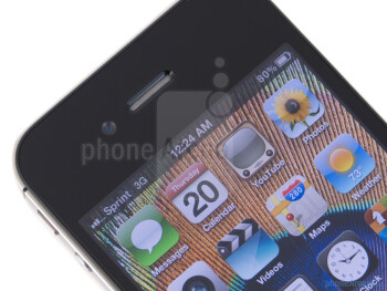 Front-facing camera - Apple iPhone 4S Review