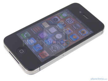 Front - Apple iPhone 4S Review