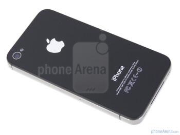 The Apple iPhone 4S has an upgraded 8-megapixel auto-focus camera with LED flash - Apple iPhone 4S Review