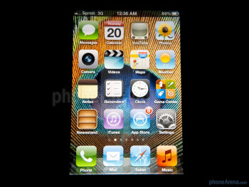 "We find the same old 3.5"" IPS display that's featured with last year's model - Apple iPhone 4S Review"