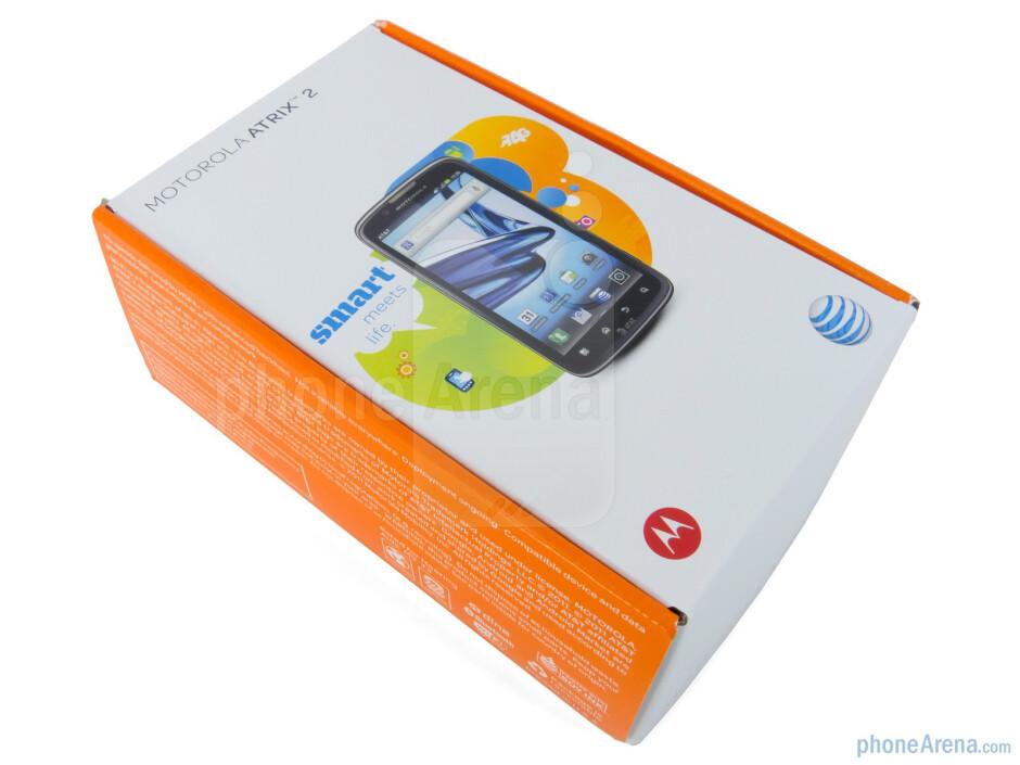 Motorola ATRIX 2 Review