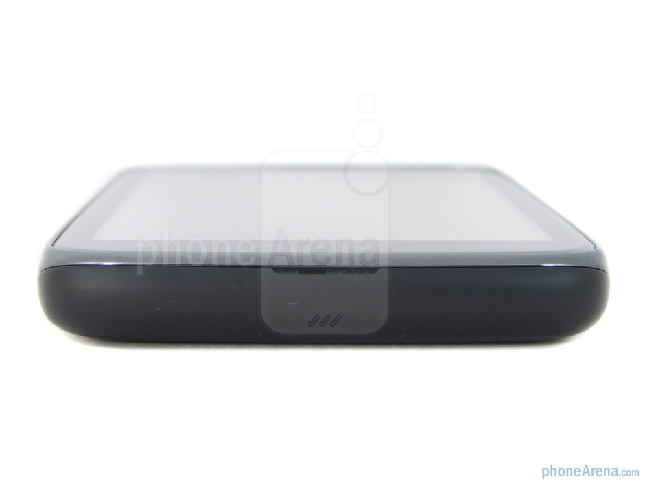 Bottom - Motorola ATRIX 2 Review
