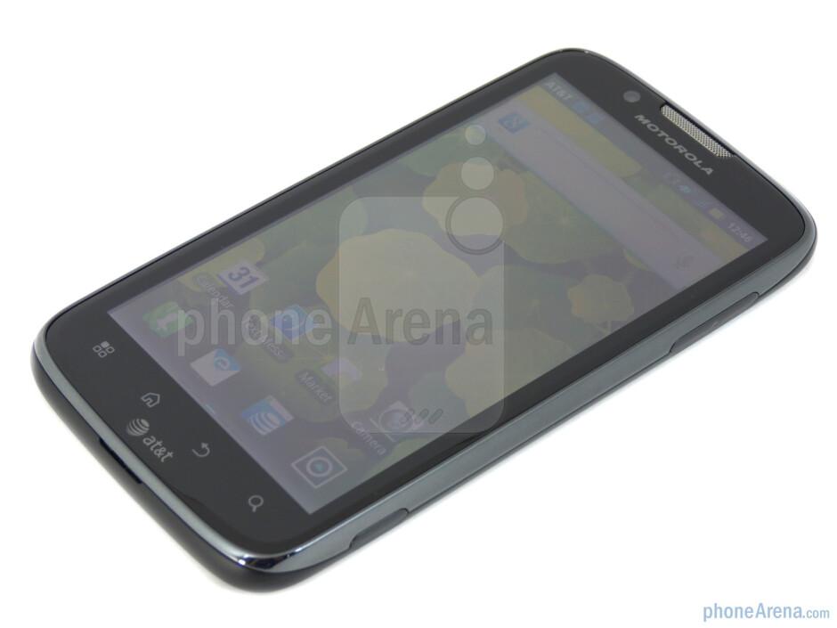 Front - Motorola ATRIX 2 Review