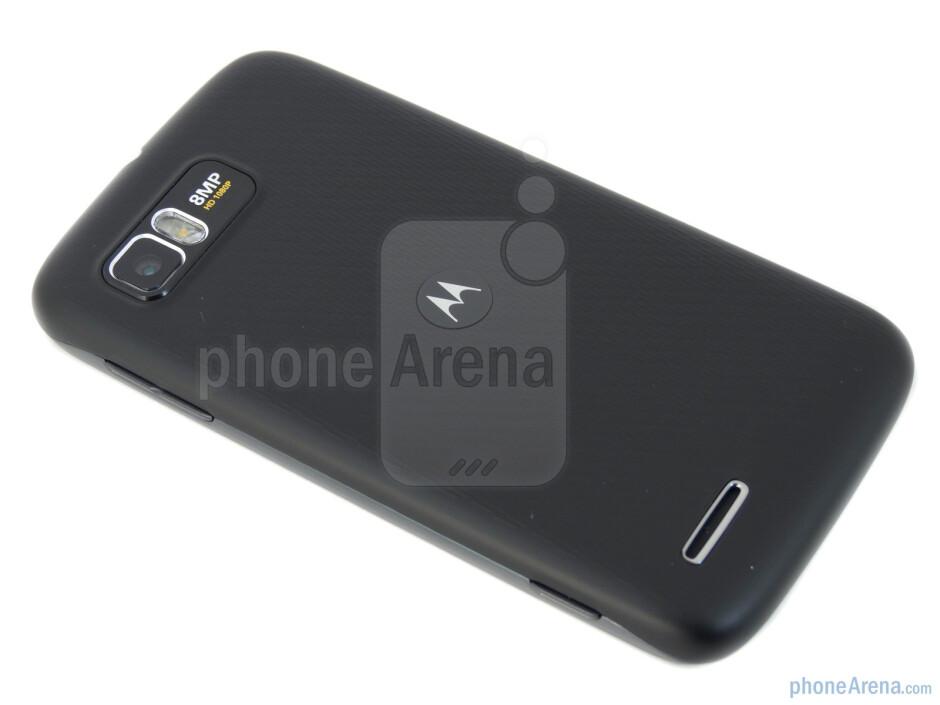 Back - Motorola ATRIX 2 Review