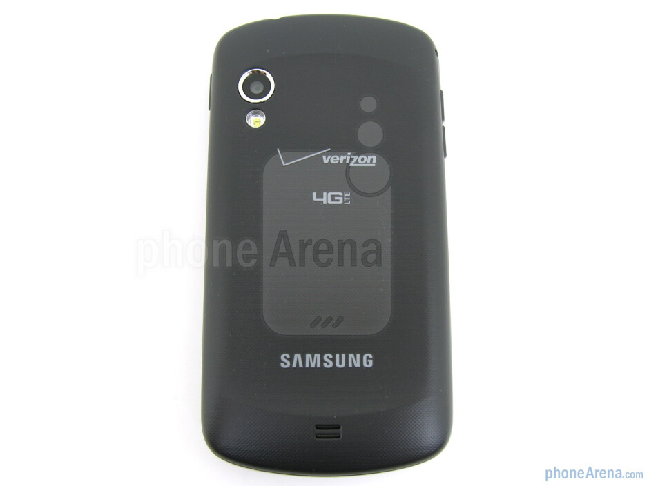 Back - Samsung Stratosphere Review