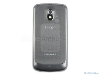 Back - Samsung Galaxy Nexus Preview