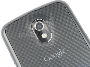Camera - Samsung Galaxy Nexus Preview