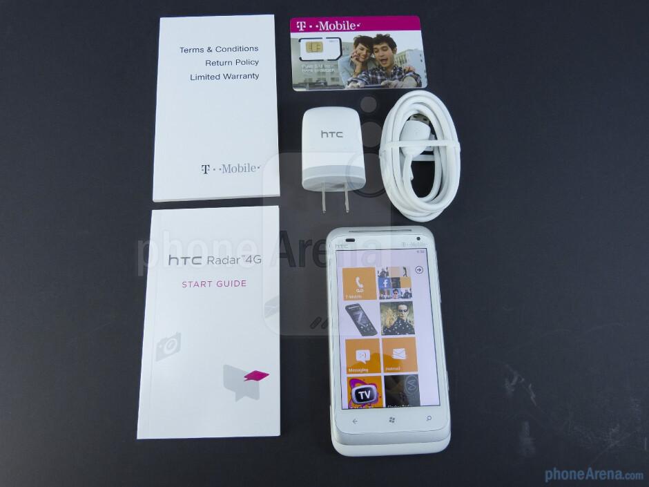 HTC Radar 4G Review