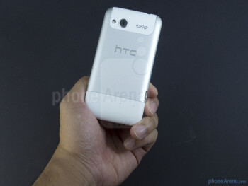The HTC Radar 4G employs the typical solid design characteristics that we tend to see out of HTC's camp - HTC Radar 4G Review