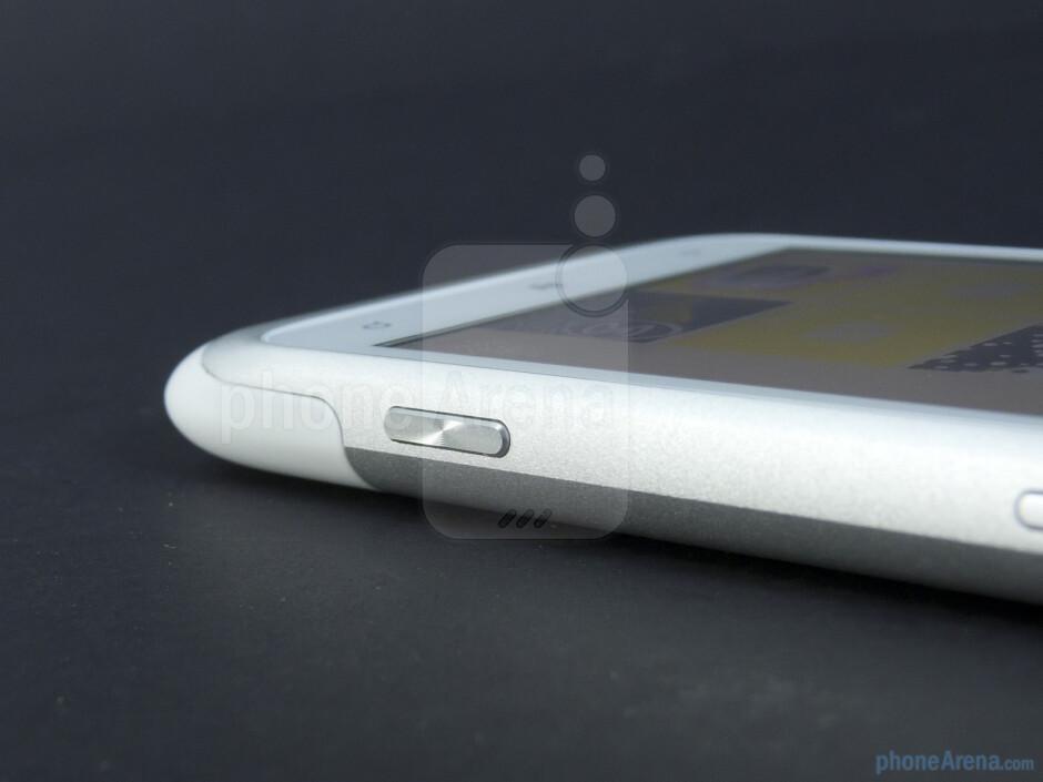 Camera shutter - HTC Radar 4G Review