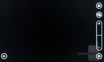 Camera interface - HTC Radar 4G Review