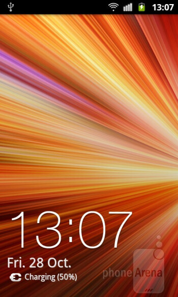 The Samsung GALAXY W runs Android 2.3.5 Gingerbread customized with the TouchWiz 4.0 interface - Samsung GALAXY W Review