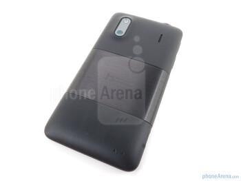 Back - HTC EVO Design 4G Review