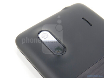 Rear camera - HTC EVO Design 4G Review