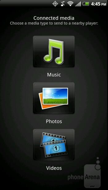 DLNA - HTC EVO Design 4G Review
