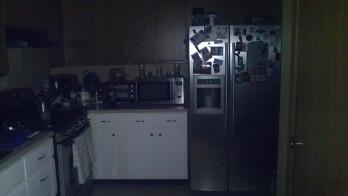 Darkness - Indoor samples - HTC EVO Design 4G Review
