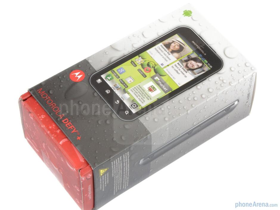 Motorola DEFY+ Review