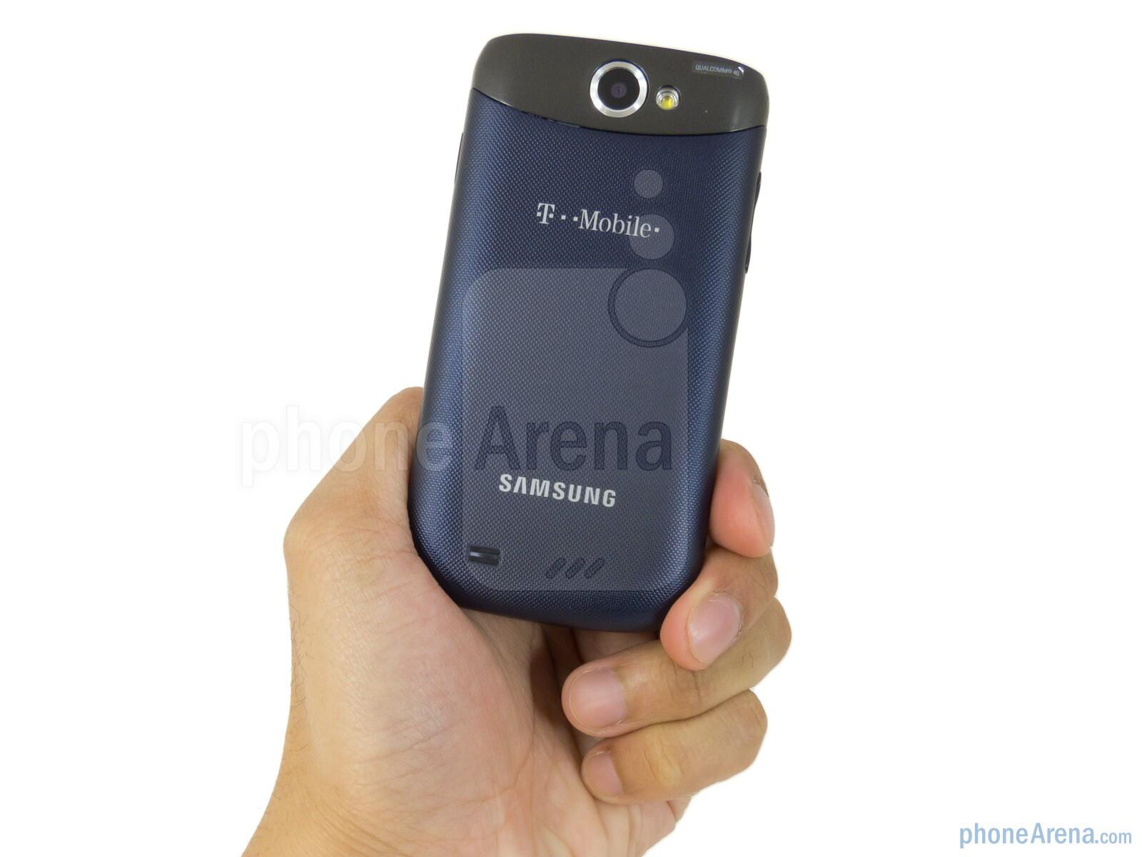 Samsung Exhibit II 4G Review - PhoneArena