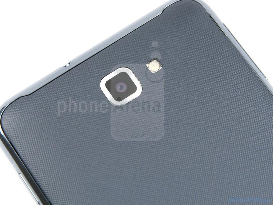 Camera - Samsung GALAXY Note Review