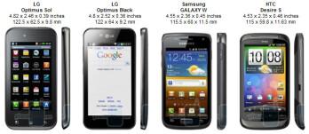 LG Optimus Sol Preview