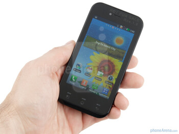 LG Optimus Sol Preview