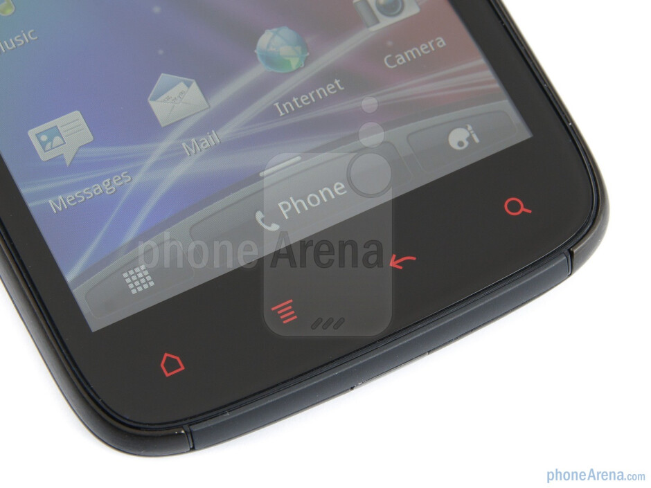 """The HTC Sensation XE has a 4.3"""" LCD display with 540x960 pixels of resolution - HTC Sensation XE Review"""