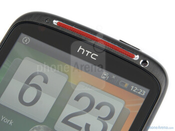 "The HTC Sensation XE has a 4.3"" LCD display with 540x960 pixels of resolution - HTC Sensation XE Review"