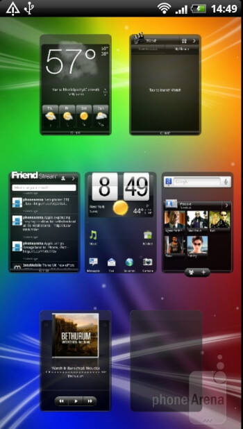 We  find the HTC Sense 3.0 UI on the HTC Sensation XE - HTC Sensation XE Review