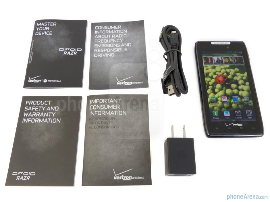 Motorola DROID RAZR Review