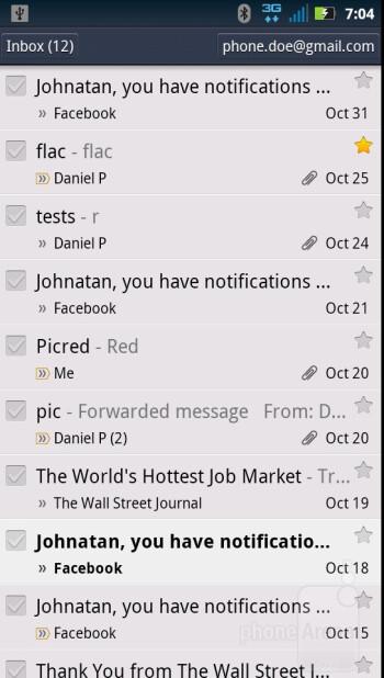 Gmail - Motorola DROID RAZR Review