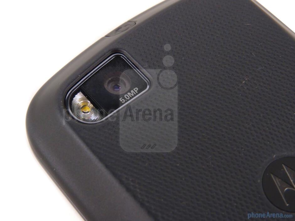 Camera - Motorola Admiral Review