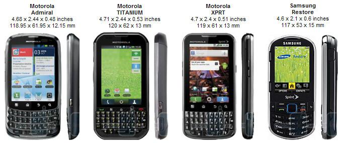 Motorola Admiral Review