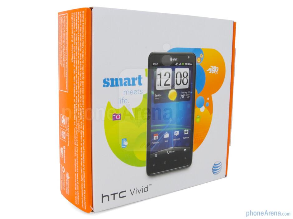 HTC Vivid Review