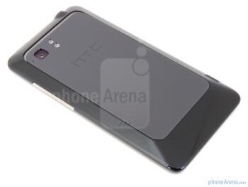 Back - HTC Vivid Review