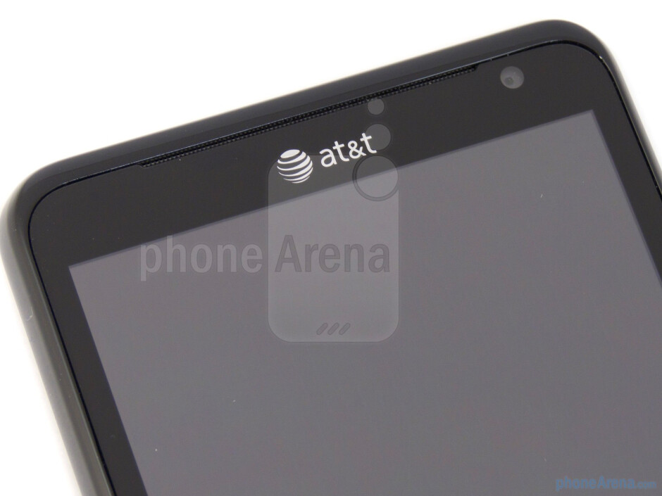 Front facing camera - HTC Vivid Review
