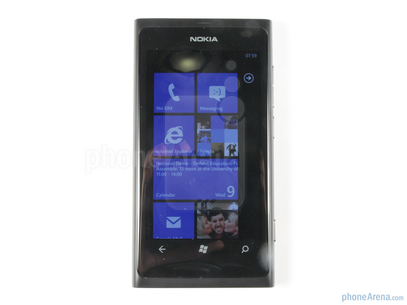 Nokia Lumia 800 Review - Performance and Conclusion