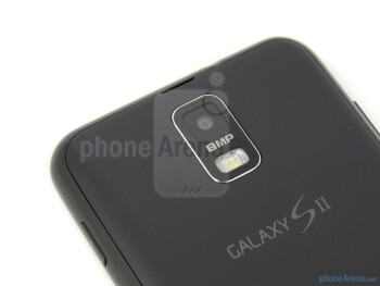 Rear camera - Samsung Galaxy S II Skyrocket Review
