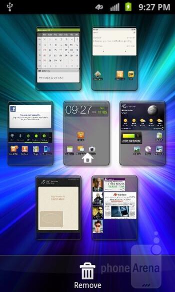 HTC Vivid vs Samsung Galaxy S II Skyrocket