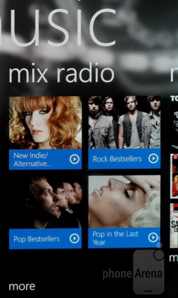 Mix Radio - Nokia Lumia 800 Review