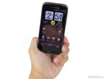 The HTC Rezound is one solid feeling handset - HTC Rezound Review