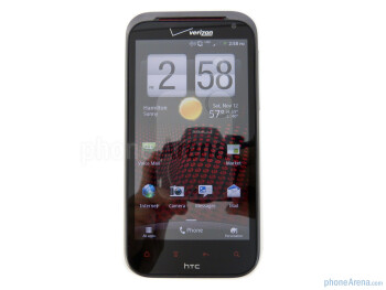 The 720p display offers fine details and image quality, however it suffers from poor viewing angles - HTC Rezound Review